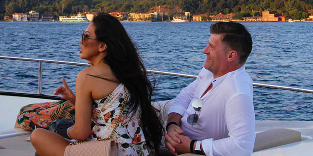 bosphorus cruise, private bosphorus cruise, private cruise on bosphorus, bosphorus tour