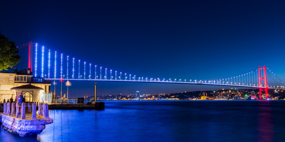bosphorus cruise with dinner and traditional night